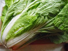 A kínai kel hatása, és egy saláta recept Lettuce, Spinach, Cabbage, Vegetables, Food, Meal, Essen, Vegetable Recipes, Hoods