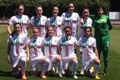 SPORTS And More: #WomensSoccer #FutebolFeminino U16 #Euro Developme...