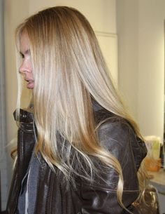 Soft natural blonde love love perfect