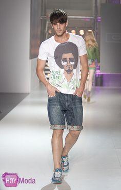 HOY MODA - #CUSTOBARCELONA EN #THEBRANDERY SUMMER 2012 #HoyModaTV