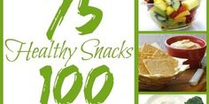 Healthy snacks 4