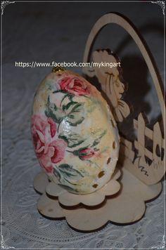 Goose blown egg