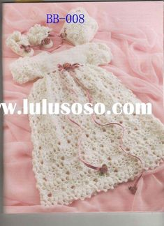 Free Crochet Baby Dress Patterns | free crochet baby dress patterns, free crochet baby dress patterns ...