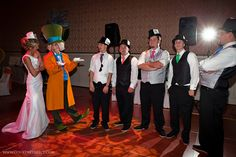 More From the Mad Hatter Reception | Magical Day Weddings | A Wedding Atlas Fan Site for Disney Weddings