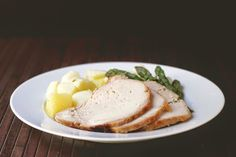 37 Cooks: Caramel Mustard Roast Pork Loin