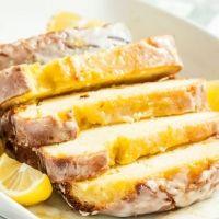 Lemon Olive Oil Yogurt Cake - Chew Out Loud