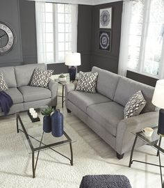 45 Minimalist Living Room Design Ideas - Tips on How to Create It - Even a Living room makes a relaxing setting for your whole family members unwind and to relish. Would you find a clutter-free room brings our tension Living Room Decor Cozy, Coastal Living Rooms, Elegant Living Room, Living Room Seating, Living Room Grey, Living Room Sofa, Dining Room, Small Room Design, Living Room Furniture