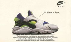 HUARACHE TIME – THE FUTURE IS (STILL) HERE - Sneaker Freaker