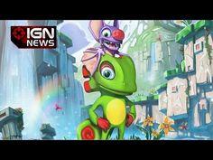 Playtonic revela el nuevo sucesor de Banjo-Kazooie. - http://yosoyungamer.com/2015/05/nuevo-juego-playtonic/