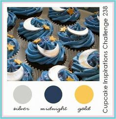 Cupcake Inspirations Color Challenge