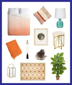 Save these home decor pieces to turn your bedroom into a boho chic space for the summer.