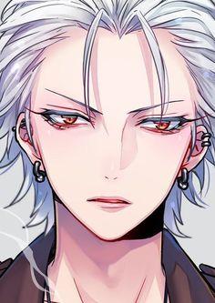 Cool Anime Guys, Hot Anime Boy, Handsome Anime Guys, Anime W, Anime Couples Manga, Kawaii Anime, Cute Anime Character, Character Art, Character Design