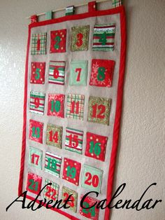 Rachel's Ramblings: Christmas Advent Calendar