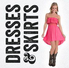 Western Cowgirl Dresses for Women | Women's Western Wear
