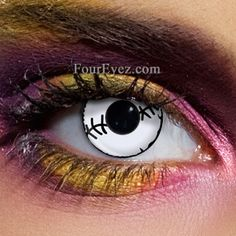 101 Best Halloween Contact Lenses Amp Costume Ideas Images