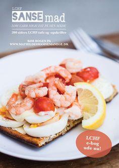 LCHF kogebog - 80 opskrifter, både sødt og salt. Ingen sukker, ingen korn. Læs mere om indholdet i e-bogen, eller køb bogen med det samme på www.mathildesmamsemanege.dk