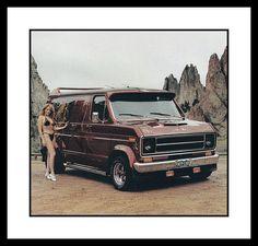 Custom VANS natural BABES & other bad ass transportation. Customised Vans, Custom Vans, Ford Custom Van, Van People, Old School Vans, Vanz, Day Van, Chevy Van, Vans Girls