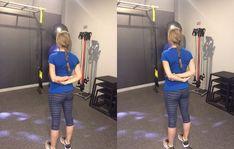 7 Best Shoulder Stretches for Pain - Shoulder Pain Exercises Posture Fix, Better Posture, Bad Posture, Improve Posture, Posture Help, Posture Support, Shoulder Pain Exercises, Posture Exercises, Shoulder Workout