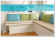 banquette - Google Search