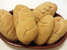 Pão Caseiro Simples com Ovos