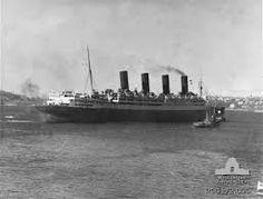 Aquitania, the Ship Beautiful
