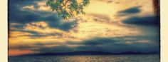 #sunset #balaton #myphoto
