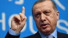 """Turkish President Recep Tayyip Erdogan accused the United States of sending more weapons to a Syrian Kurdish militia in defiance of Ankara's repeated insistence it is a """"terrorist"""" organisation."""