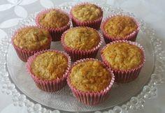 Almás-fahéjas muffin Edit91 konyhájából Cupcake, Breakfast, Food, Morning Coffee, Cupcakes, Essen, Cupcake Cakes, Meals, Yemek