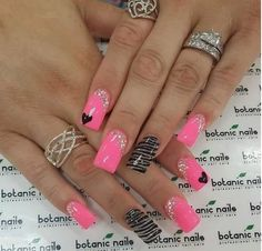 50  Easy Cute Nail Design Ideas for You 2016 - Reny styles