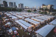 "ARTBOX Bangkokตลาดนัดรูปแบบใหม่ ""Exhibition Market"" @ Airport Link มักกะสัน"