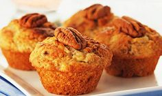 This tasty muffin recipe is packed with flavour, and is full of fibre. Perfect for the lunchbox or an afternoon snack, these muffins supply all the taste the kids love, and the fibre and nutrients that kids need. An easy, tasty muffin recipe that will quickly become a firm family favourite.