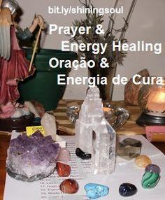 ShiningSoul: Crystal Healing / Cura pelos Cristais