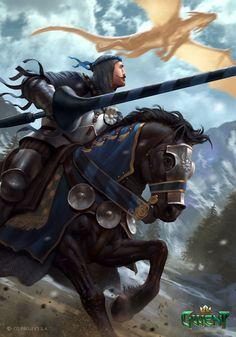 Fantasy Castle, High Fantasy, Medieval Fantasy, The Witcher Geralt, Witcher Art, Warhammer Fantasy, Fantasy Warrior, Fantasy Artwork, Character Inspiration