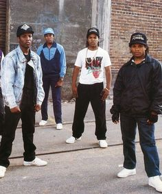 The Most Dangerous Group. NWA