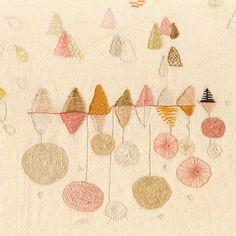 Textile artist Rita Smirna