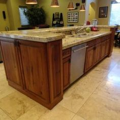 Venting A Kitchen Island Sink And Dishwasher