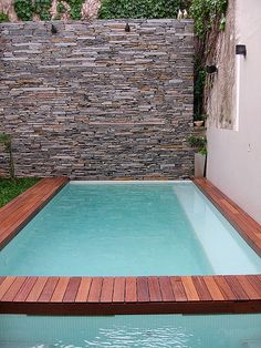 Piscina y Jacuzzi - Diy Pool, Santa Clara, Swimming Pools, Sweet Home, Home And Garden, Room Decor, The Originals, Outdoor Decor, House
