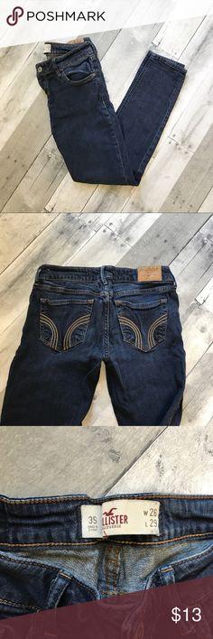 Hollister skinny jeans 3 short Hollister skinny jeans in size 3 short. Hollister Jeans Skinny