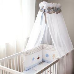 patron couture ciel lit bebe