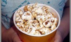 Попкорн в карамели / пошаговый рецепт с фото на ProSmak.ru