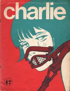 - Charlie Magazine cover by Guido Crepax / December 1972 Charlie Magazine, Another Green World, Jordi Bernet, Tumblr, Illustrations, Graphic Design Art, Erotic Art, Trance, Creative Inspiration
