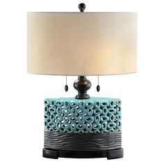 Accomac Table Lamp++Crestview Collection
