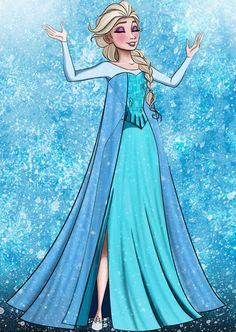 Frozen Coloring Page by sugapiessofly.deviantart.com on @deviantART