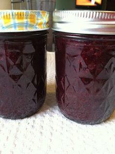 Peppered Plum Jam