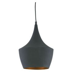 Searchlight Woburn Pendant Lamp Black