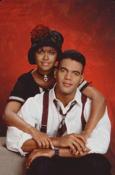 Olivia and Neil