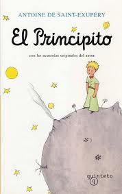 El Principito - The Little Prince, Antoine Saint Exupery I Love Books, Great Books, Books To Read, My Books, St Exupery, Petite France, The Little Prince, Film Music Books, Lectures