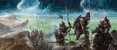Orc Armor, Dreams And Nightmares, Lord Of The Rings, Tolkien, Online Art Gallery, The Hobbit, Deviantart, Fantasy, Illustration