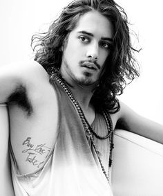 Avan Jogia // Face claim for NaNoWriMo story?