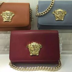 bdb360e5a5 35 Best Versace Purses images in 2017 | Versace purses, Versace bag ...